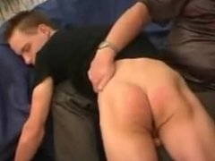 Taking His Licks