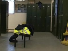 Hidden Camera - Police Stripping