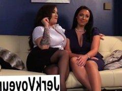 Small Cock Calls - Amelia Brookes and Bex Shiner