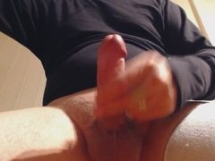 My solo 42 (Cumming a huge 4 day load)