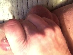 Cock exercises with my penis pump
