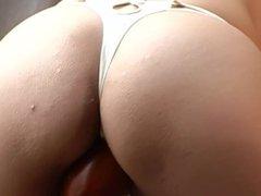 japanese girl humping masturbation 9