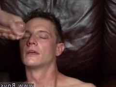 Hairy daddy gay sex movies Cody's Bukkake Party