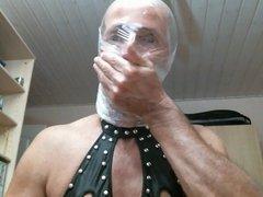 olibrius71 bondage + slap face