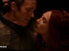 Carice Van Houten - Game Of Thrones-s02e02 (2012)