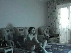 Hidden camera in the room - 2. (Jersey).