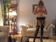 AT WWW.CAM456.COM Mrs Commish Live Webcam, Free Mature Porn b4