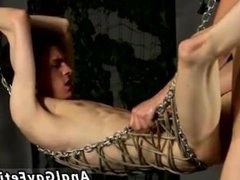 Bondage boy gay sex boy videos download He embarks with some fingering,