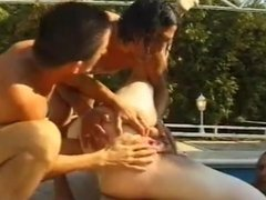 Fatty fisting and Pissing on