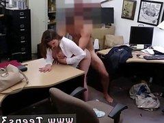Wife blowjob friend Foxy Business Lady Gets