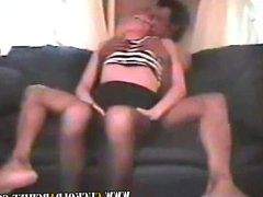 Cuckold Archive Vintage home made video BBC Bulls and wife