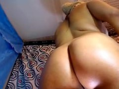 Latin Amateur Young Teen on Webcam