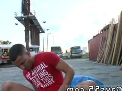 Outdoor wank movietures and public masturbation stories gay Truck Stop