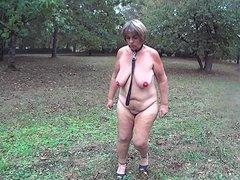 Naked Public Slut Walk