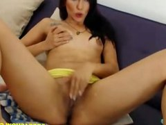 hot live girl play with her pussy