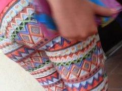 Leggins Multicolores Muchachona MegaCulazo Grandote Ricura