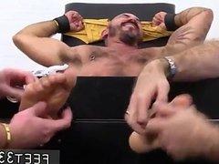 Free gay black suck toes porn Alessio