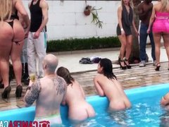 Festa da Putaria no Brasil