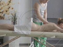 Delicate Girl Gets Massage (1080P)