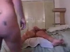Anal Sex with Wife on Top Riding Dick
