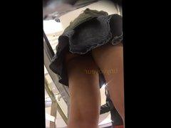 Calzon clasico en escaleras electricas