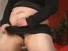 BBW milf Milla M., wants it big and deep Chubby