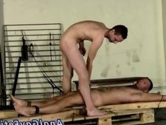 Pa gay porn tgp Made To Suck His First Cock