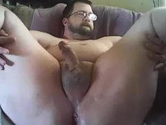 fingering and stroking