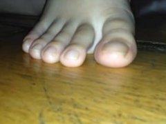 Under my wife's feet 02