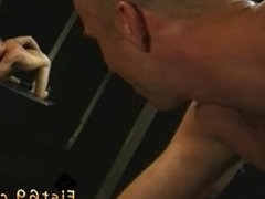 Home made gay sex movies Club Inferno's own Uber-bottom, Rick West opens