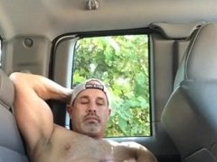 In car handjob pt 2