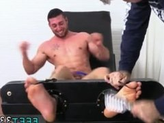 Free rough boy gay porn Casey More Jerked & Tickled