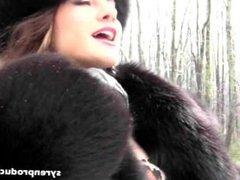 fur fetish key mistress