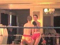 topless boxing III- Sexy