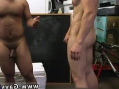 Fucking straight boys in the ass gay Desperate dude does anything for