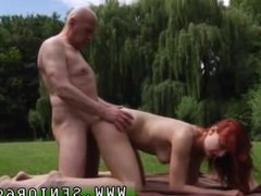 Old mature and young girl tumblr An guiltless game of ping pong turns