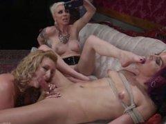 Cherry Torn, Lorelei Lee, Kelli Lox