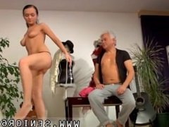 Old lady gets fucked and fuck holes After an gruelling lesson the 2 get