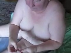 Fat Old GRanny Eats Te Cum From The Condum - more at hotnudegirlz_com