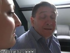 Crazy old mom hard fuck and old man young girl big tits Katy gets a