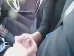 hand job in car