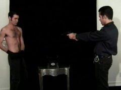 Ladron se Coge al Policia