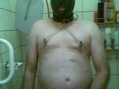 ENEMA  SM SLAVE GERARD