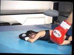 Japanese girl boxing 02