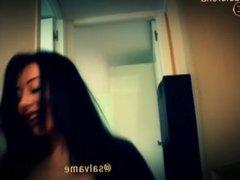 Lorena de Souza Topless in TV Show