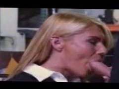 Amateur emo blowjob big tits Hot Milf Banged At The PawnSHop