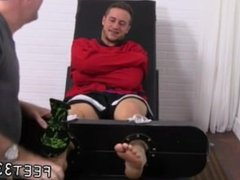 Big boys gay sex movie snapchat Kenny Tickled In A Straight Jacket