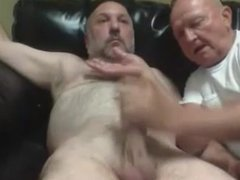Jacking Off With Help
