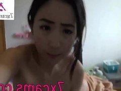 Amateur-une Petite Asiatique Bien Baise HD