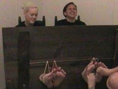Step Sisters tickled pt.1